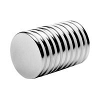 Neodyum Mıknatıs Silindir D20x2 mm (10'lu Paket)