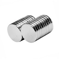 Neodyum Mıknatıs Silindir D15x2 mm (20'li Paket)