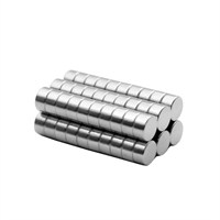 Neodyum Mıknatıs Silindir D4x2 mm (150'li Paket)