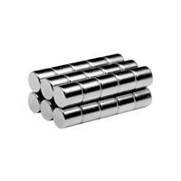 Neodyum Mıknatıs Silindir D5x5 mm (50`li Paket)