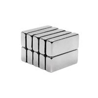 Neodyum Mıknatıs Blok 25x10x5 mm (5`li Paket)