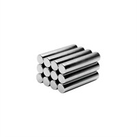 Neodyum Mıknatıs Silindir D5x25 mm (10'lu Paket)