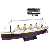 Orjinal Titanic Model Gemi Rc Uzaktan Kumandalı Şarjlı