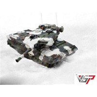 German Leopard 2 A5 - Winter-Air Soft