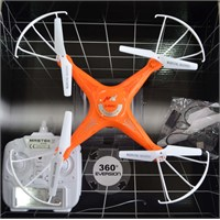 Mastek G20 2.4Ghz 4-Axis Gyro Rc Quadcopter Drone