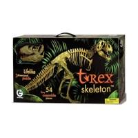 Geoworld T-Rex Dinozor İskelet Modeli Küçük Kutu Cl066k