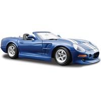 Maisto 1999 Shelby Series I Diecast 1:24 Mıodel Araba S/E Mavi