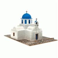 Domus Kits Iglesia Ortodoxa Griega Agios Nikolaos (Paros)