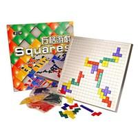 Pal Squares Strateji Ve Şekil Oyunu