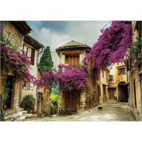 Ks Games 500 Parça Flowered Village Houses Puzzle