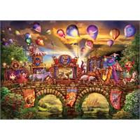 Ks Games 2000 Parça Carnivale Parade Puzzle