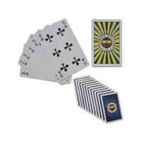 Fenerium Güneş Desen Oyun Kağıdı 2'Li Deste