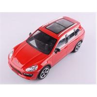 Uzaktan Kumandalı 1/16 Porsche Cayenne Turbo - Kırmızı