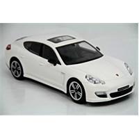 Uzaktan Kumandalı 1/16 Porsche Panamera Turbo - Beyaz