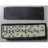 Kanka Domino Siyah