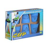 Cup Stacks Mavi Kırmızı Yeşil Sarı 10020