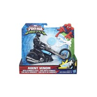 Spiderman Web City Araç Ve Figür B5760