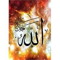 Ks Games 1000 Parça Dini Puzzle Allah (CC) Lafz-ı Şerifi