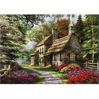 Ks Games Puzzle Carnation Cottage (1000 Parça)