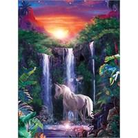 Masterpieces 500 Parça Neon Puzzle Crystal Falls