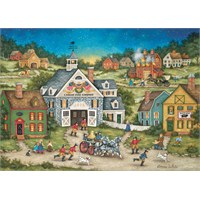 Masterpieces 500 Parça Puzzle To The Rescue