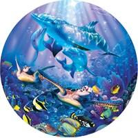 Masterpieces 700 Parça Puzzle La Mer De Cristal Iı