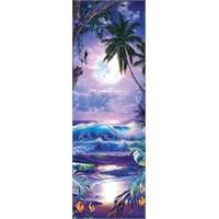 Masterpieces 500 Parça Panoramik Puzzle Maui Moon Bay