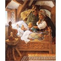Masterpieces 1000 Parça Puzzle Goldilocks And Three Bears