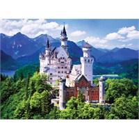 Masterpieces 1000 Parça Puzzle Neuschwanstein Castle