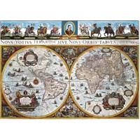Historical Map (1500 parça)