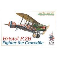 Bristol F.2B Fighter the Crocodile (ölçek 1:48)