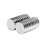 Neodyum Mıknatıs Silindir D10x2 mm (40`lı Paket)