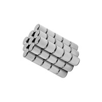 Neodyum Mıknatıs Silindir D4x4 mm (100'lü Paket)