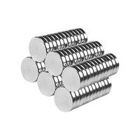 Neodyum Mıknatıs Silindir D7x1.5 mm (100`lü Paket)
