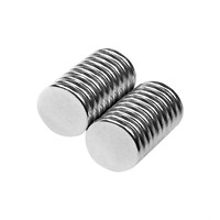 Neodyum Mıknatıs Silindir D10x1.5 mm (50'li Paket)