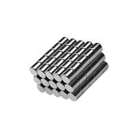 Neodyum Mıknatıs Silindir D3x3 mm (100'lü Paket)