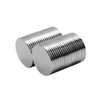 Neodyum Mıknatıs Silindir D15x1 mm (40'lı Paket)