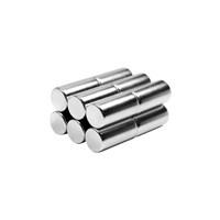 Neodyum Mıknatıs Silindir D10x20 mm (5'li Paket)