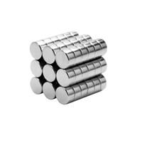 Neodyum Mıknatıs Silindir D6x3 mm (60'lı Paket)