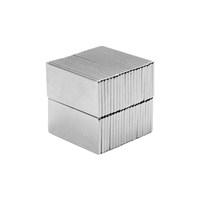 Neodyum Mıknatıs Blok 20x10x1 mm (30'lu Paket)