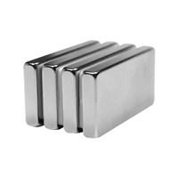 Neodyum Mıknatıs Blok 40x20x5 mm (2`li Paket)