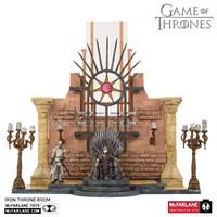 Mcfarlane Game Of Thrones Iron Throne Room Yapım Seti