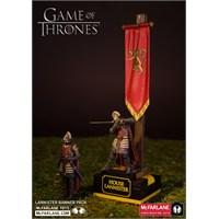 Mcfarlane Game Of Thrones Lannister Banner Pack Yapım Seti