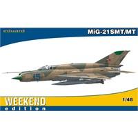 MiG-21SMT/MT (ölçek 1:48)