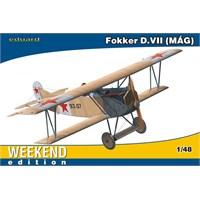 Fokker D.VII MAG (ölçek 1:48)
