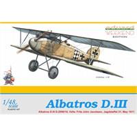 Albatros D.III (ölçek 1:48)