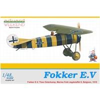 Fokker E.V (ölçek 1:48)