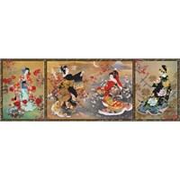 Geyşa Üçlemesi / Oriental Triptych