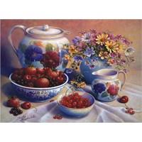 Yaz Meyveleri / Summer Pudding Fruits