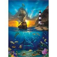 Korsanların Denizfeneri (1500 Parça)